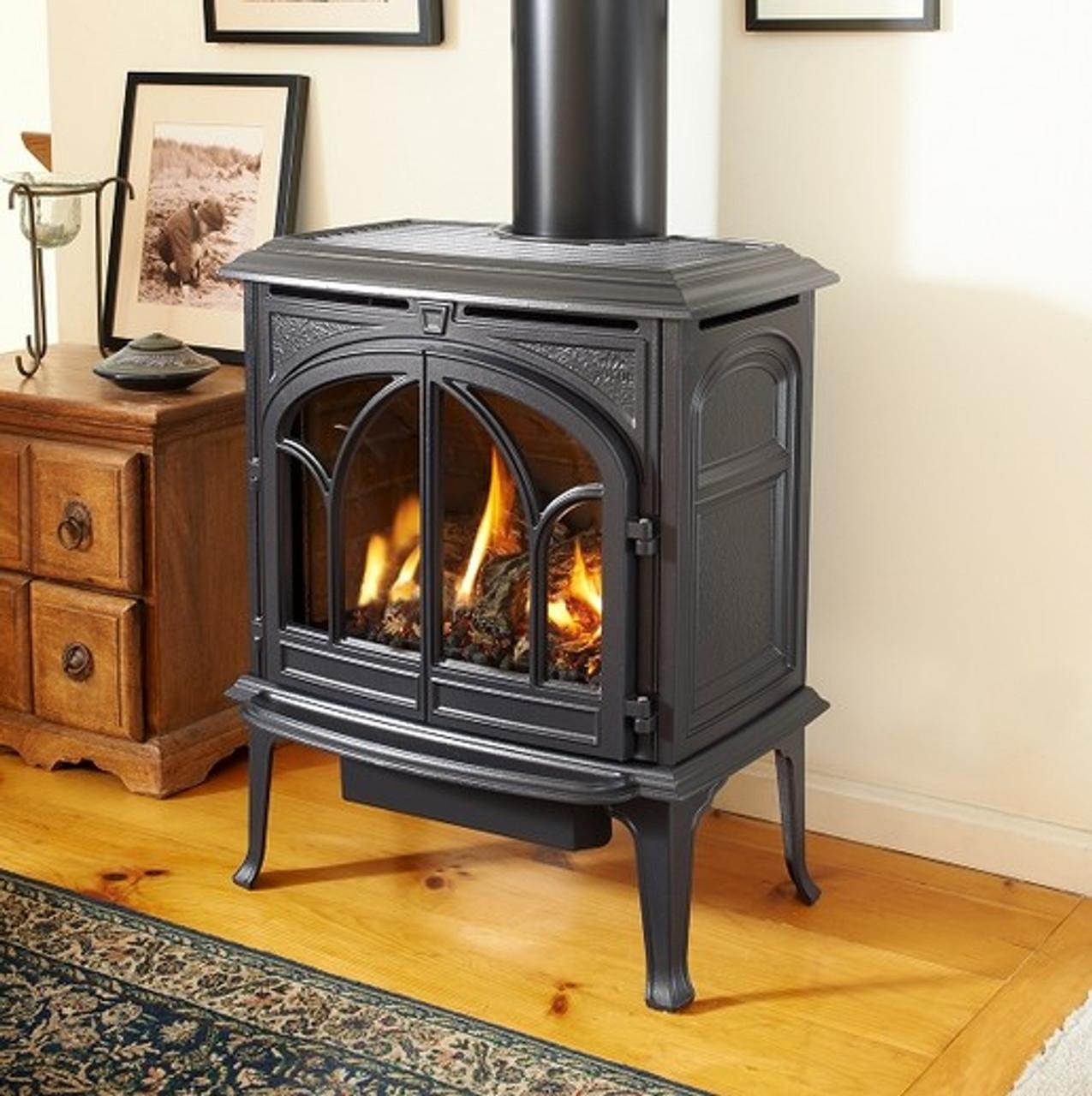 Jotul Gf300 Allagash Gas Stove Rocky Mountain Stove Fireplace