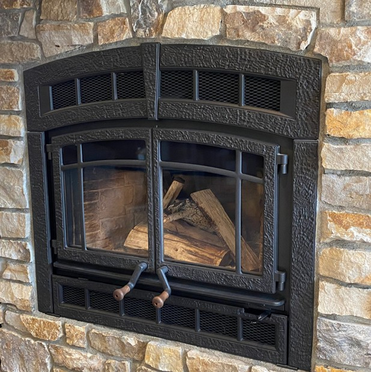 Hearthstone WFP-100 Montgomery Wood Fireplace