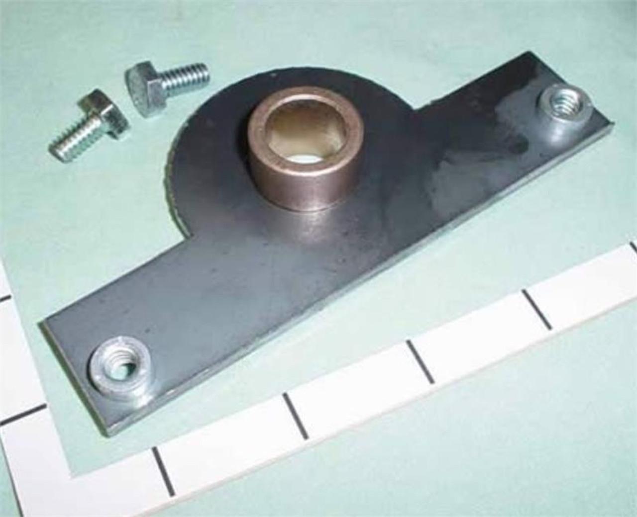 Lopi Upper Auger Bushing Plate 93005093