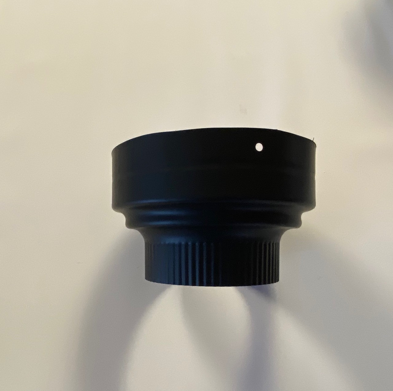 "Jotul 125mm to 6"" Vent Adapter 124817"