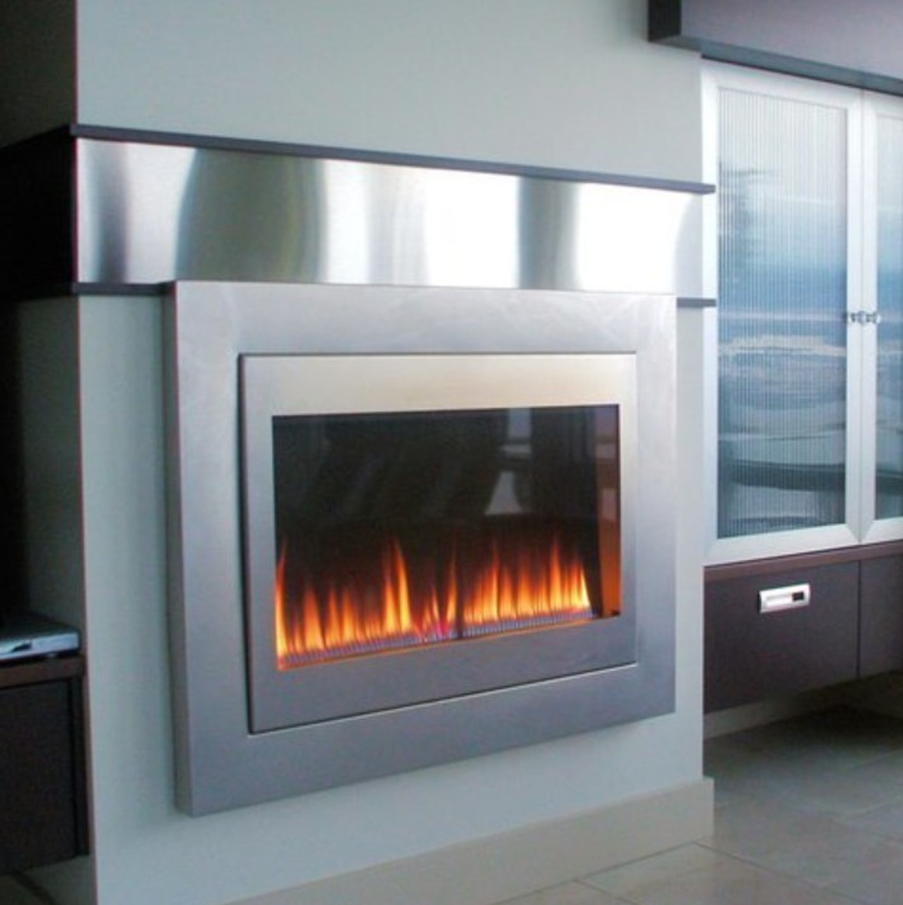 Brigantia Perfection Gas Fireplace