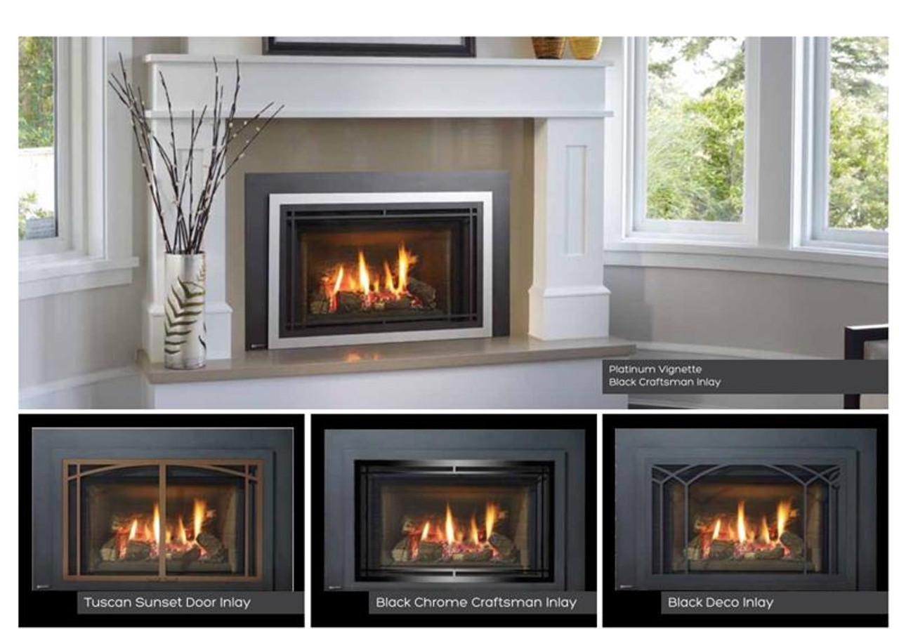 Regency LRI6E Gas Fireplace Insert