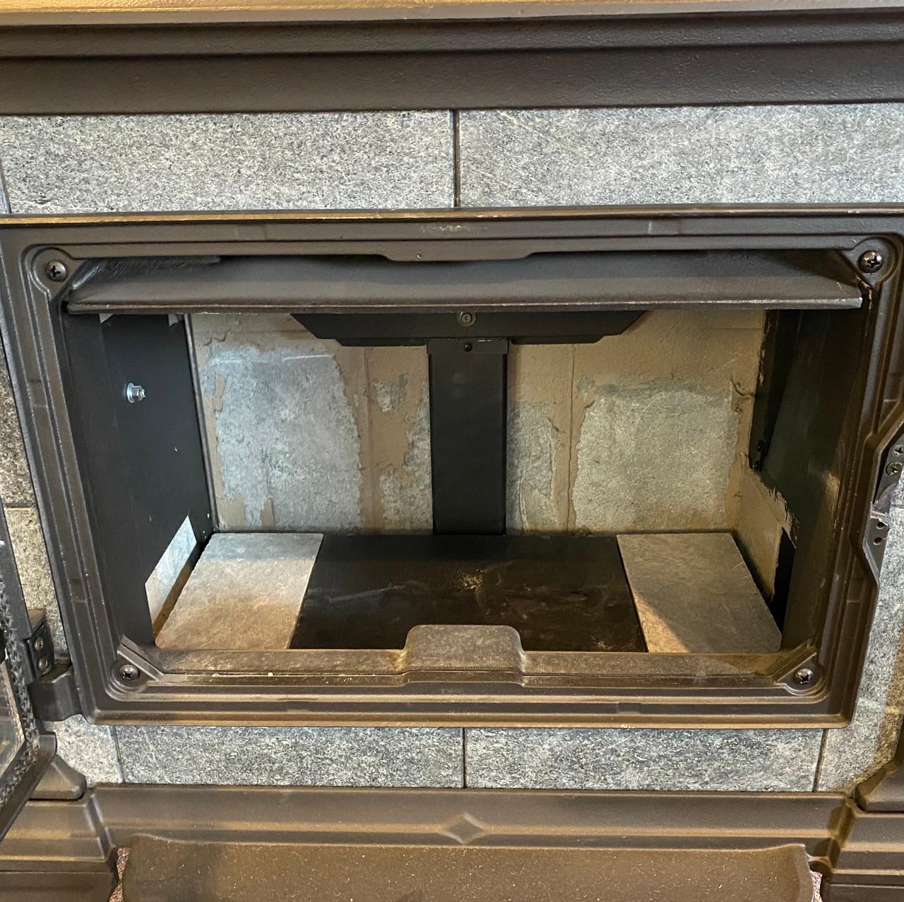 Hearthstone Heritage 8024 Wood Stoves Firebox