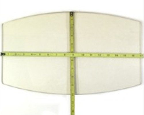 Avalon 250-00595 Replacement Glass