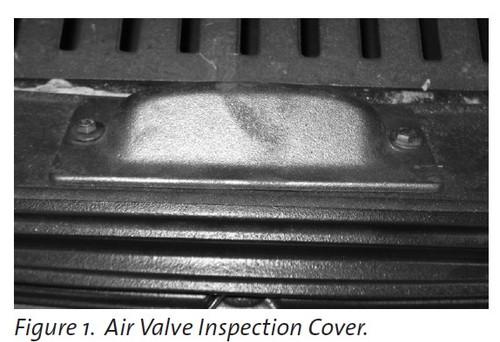 Jotul F600 Air Valve Kit 157678