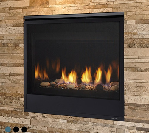 "Majestic Quartz 32"" Gas Fireplace"