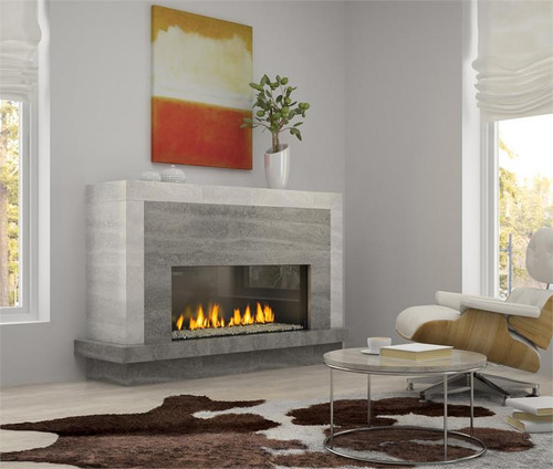 New York View 40 - City Series Gas Fireplace