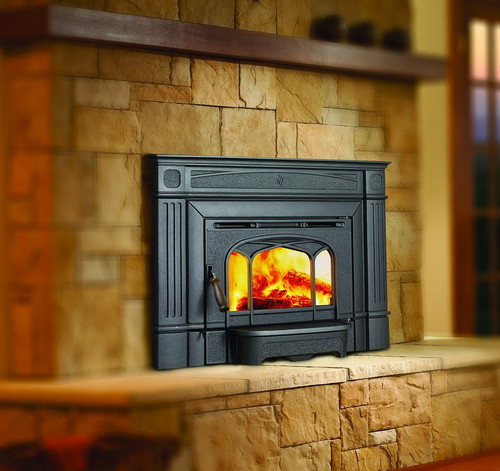 Regency Fireplace Insert Reviews: Regency HI500, Wood Burning Fireplace Insert