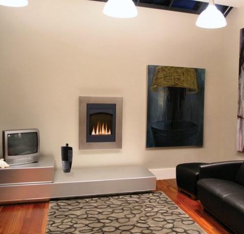 Brigantia Eloquence Gas Fireplace 24-DVRS25N