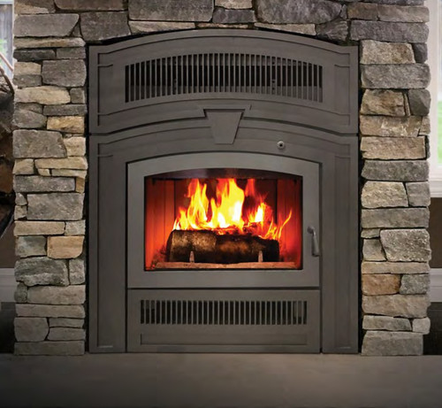 RSF Opel Plus Keystone Wood Fireplace
