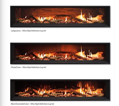 Enviro C72 Linear Gas Fireplace