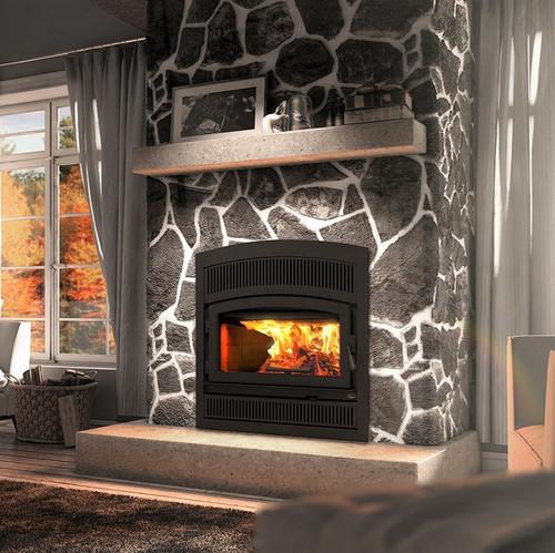 Valcourt FP10 Lafayette II Wood Burning Fireplace