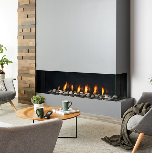 Regency San Francisco Bay 60 Gas Fireplace