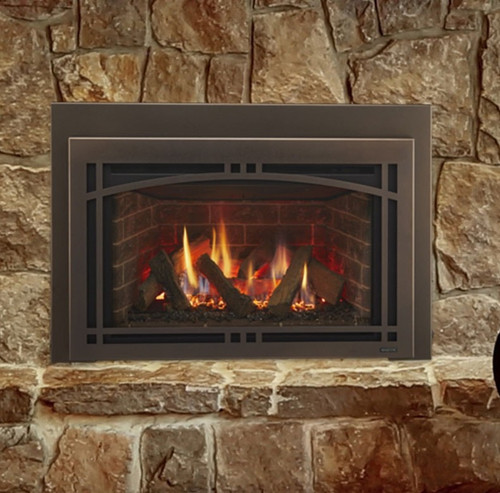 The Ruby Gas Insert by Majestic