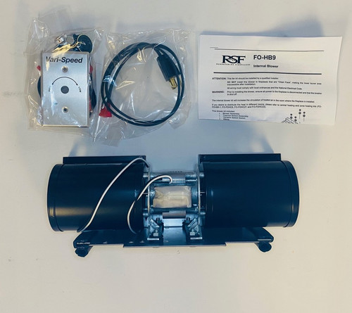RSF Complete Blower Kit