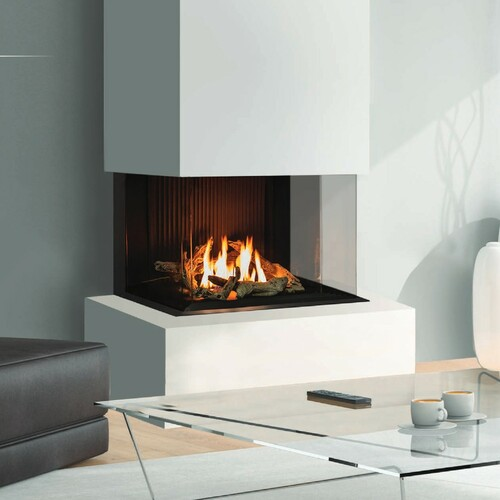 Urbana U30 Luxury Gas Fireplace