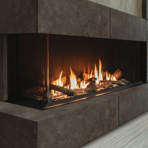 Urbana U50 Luxury Gas Fireplace