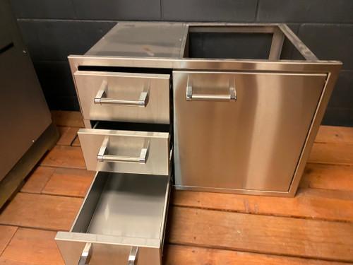 Delta Heat Grills Door and Drawer Combo