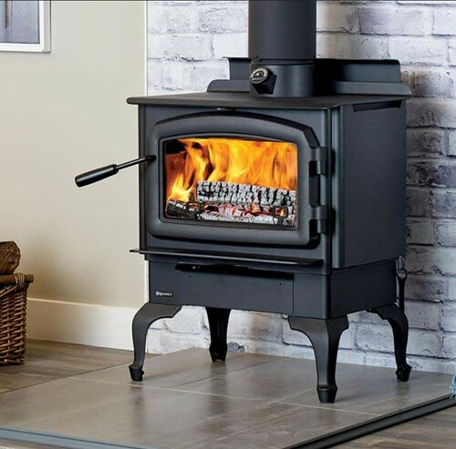 Regency Cascades F1500 Small Wood Stove