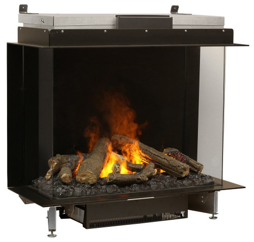 Faber E-Matrix 3226B Electric Fireplace