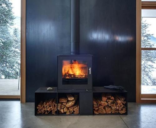 Rais Q-Tee II  Wood Stove