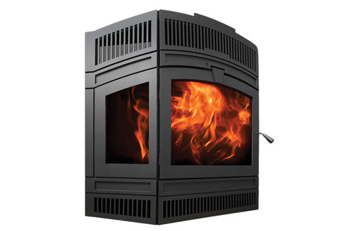 RSF Delta Fusion Wood Burning Fireplace