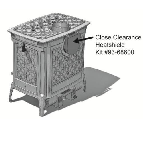Hearthstone Manchester Close Clearance Heat Shield