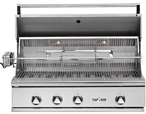 "Delta Heat 38"" Built-In Gas Grills"
