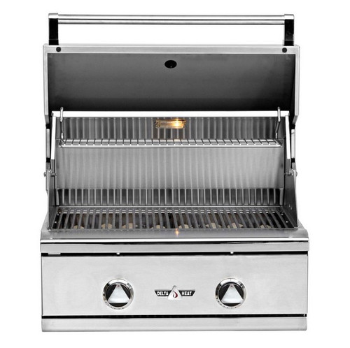 "Delta Heat 26"" Built-In Gas Grill"