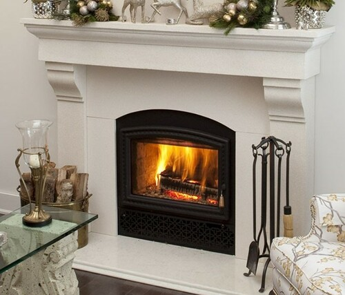 RSF Opel+ 3C Wood Fireplace