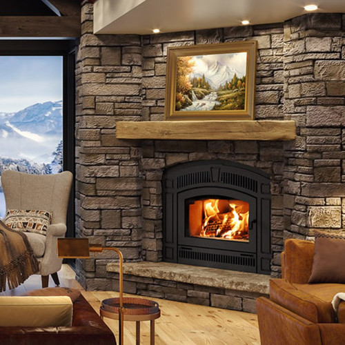 RSF Pearl 3600 Wood Burning Fireplace