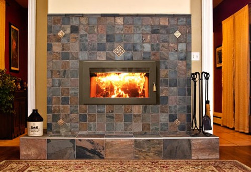 RSF Focus SBR Wood Burning Fireplace