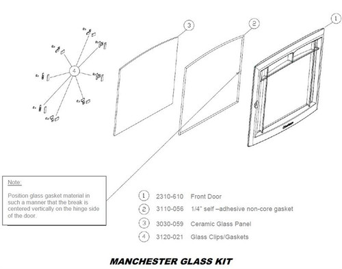 Hearthstone Manchester Glass 93-58300