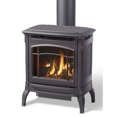 Hearthstone Stowe Standing Pilot Gas Stove