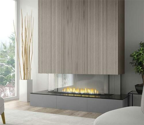 San Francisco Bay 40 - City Series Gas Fireplace