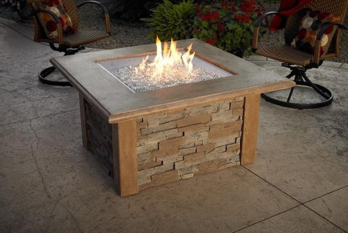 Sierra Gas Fire Pit Table