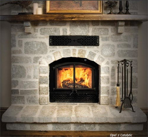 RSF Opel+ 2C Wood Burning Fireplace