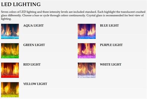 Lanai Gas Outdoor Fireplace