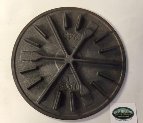 Jotul Wood Stove - Cook Plate