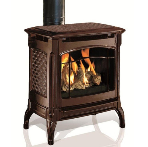 Hearthstone Champlain Standing Pilot Gas Stove