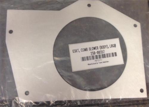 Lopi & Avalon Combustion Fan Gasket 250-00357