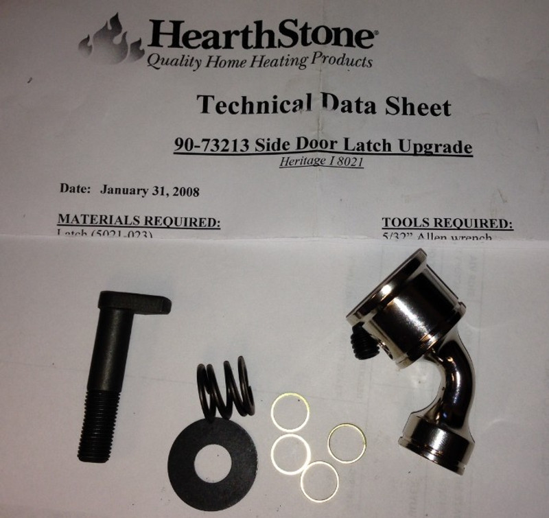 HearthStone 90-73213 Side Door Latch