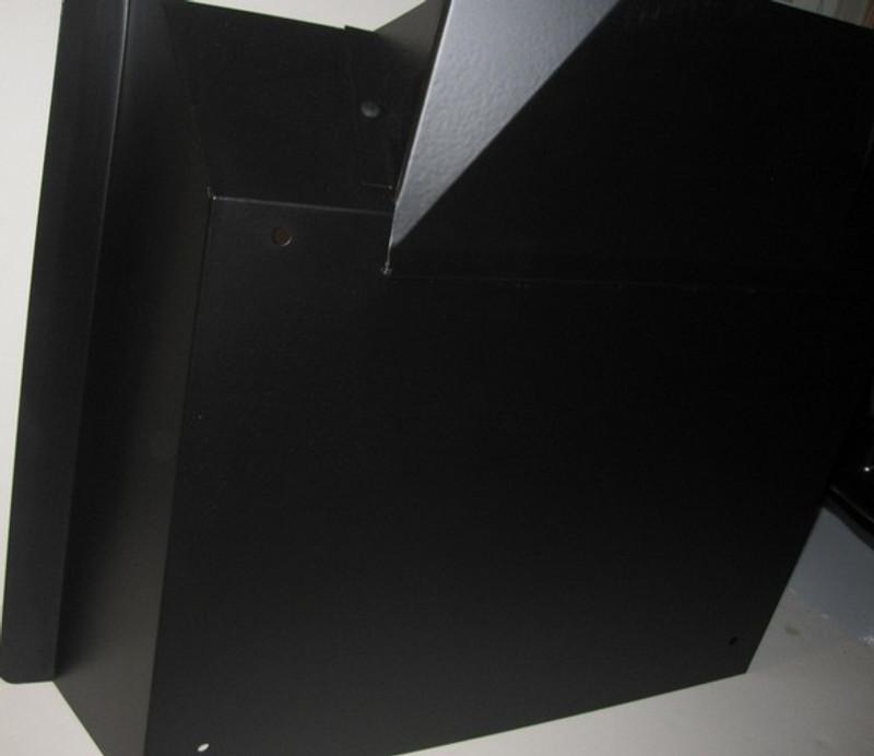 Jotul F600 Rear Heat Shield 154329