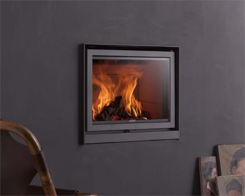 Stuv 16-Z Wood Burning Fireplace
