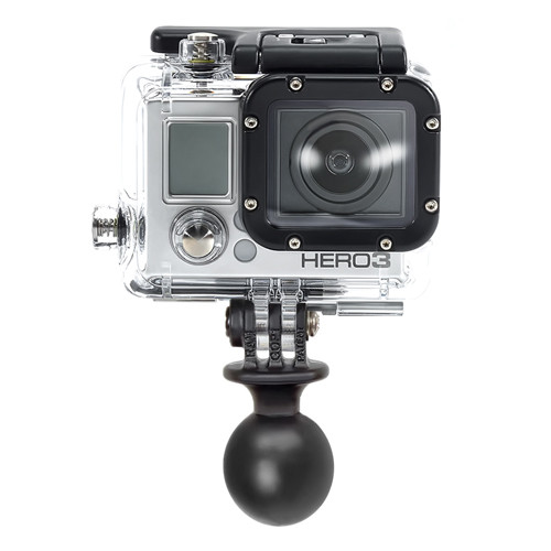 RAM Custom GoPro® Hero Camera Adapter