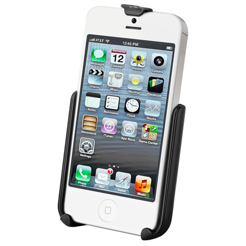 RAM Mount Cradle for iPhone 5 5s SE without Skin or Case