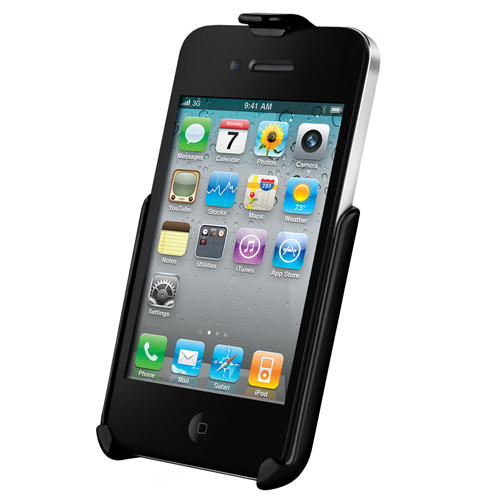 RAM Mount Cradle for iPhone 4/4s without Skin or Case
