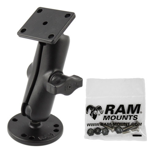 RAM Mount Surface Mount Kit with AMPS Plate
