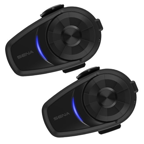 Sena 10S Dual Bluetooth Intercom Headset Kit