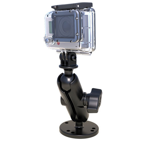 RAM Mount Surface Mount GoPro Kit